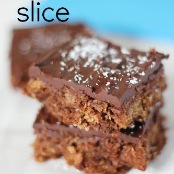 Weet-Bix Slice