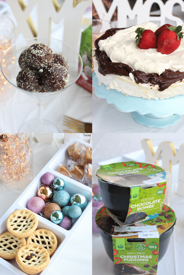 We show you how to create amazing Christmas desserts that can feed a crowd on a budget