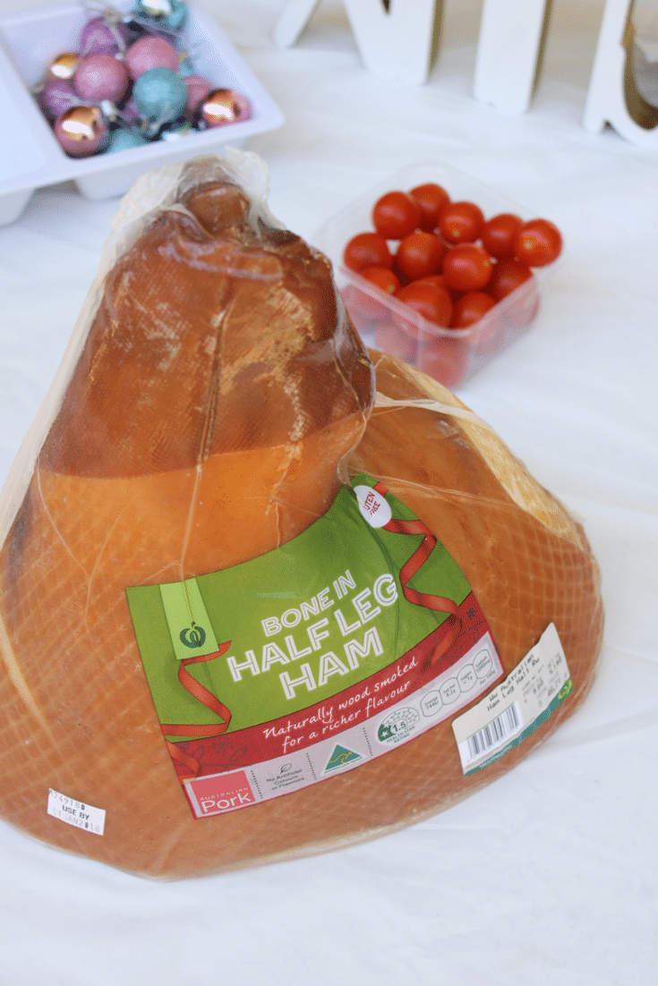 Christmas hams are perfect for feeding the family of a budget