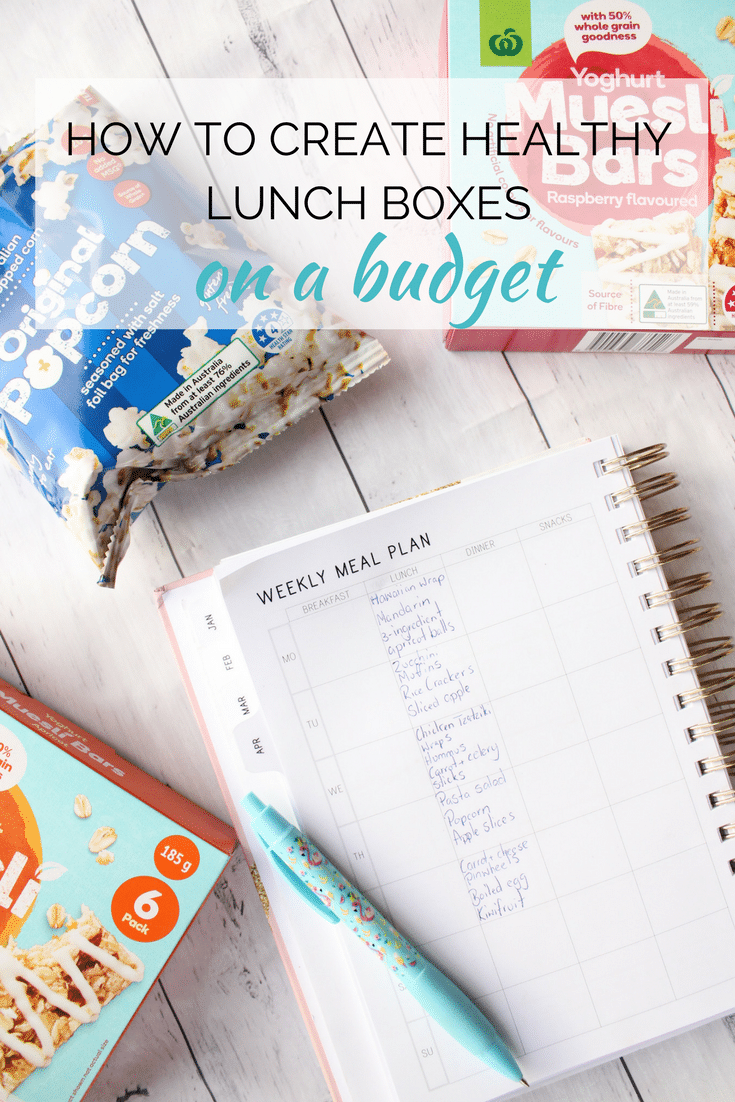 Stuck for healthy lunch box ideas? These life saving tips will have you creating tasty lunch boxes in no time that are quick, easy and most importantly, healthy!