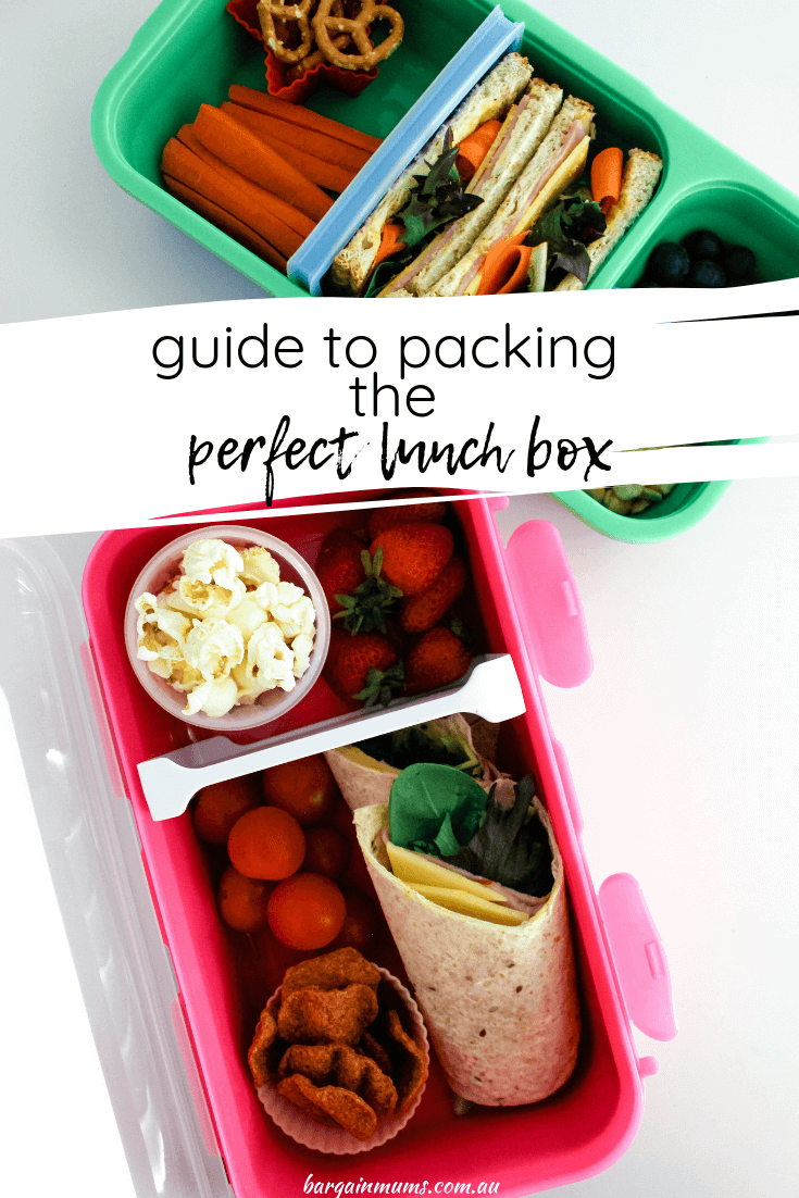 To help make the daily lunch box packing process easier, I have put together this guide on packing the perfect lunch box. It's filled with suggestions on lunch box items, along with two lunch boxes I have packed for my own kids, to help give you a little 2019 lunch box inspiration.