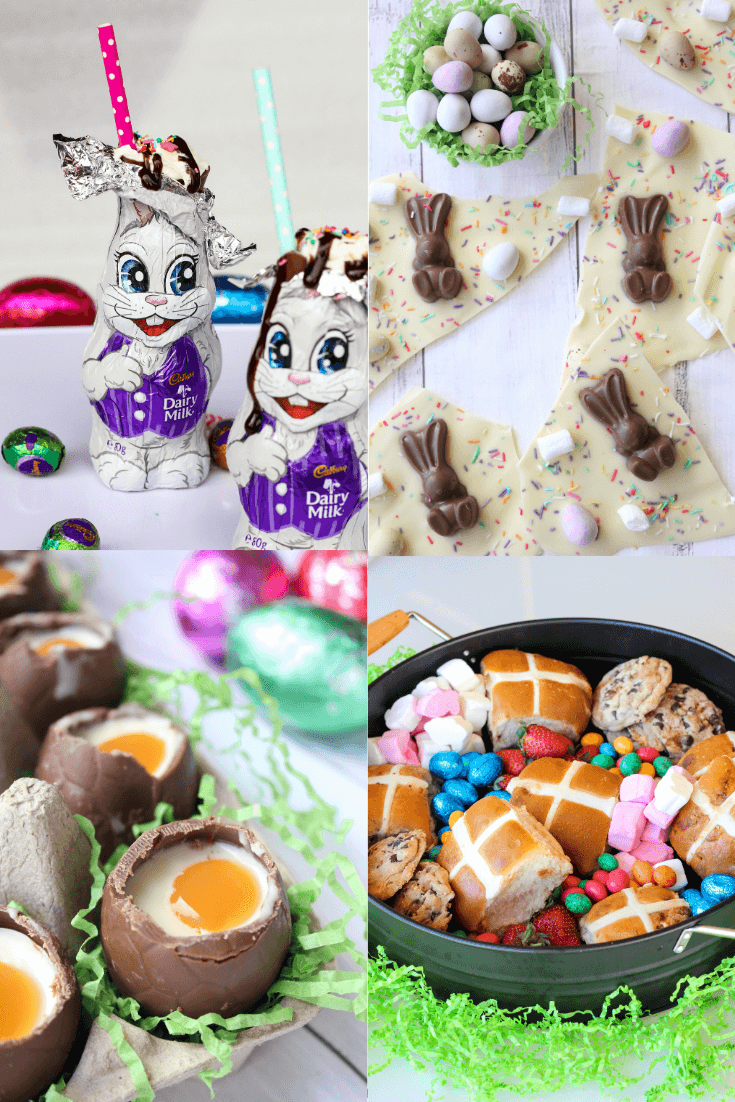 Easter is the perfect time to get creative with sweet treats. Next time you need a little Easter dessert inspiration, try one of these 10 Easter recipes.