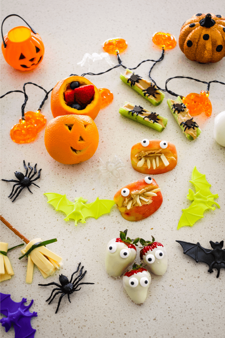 These alternative Halloween treats will impress kids so much, they probably won't even realise what they are eating.