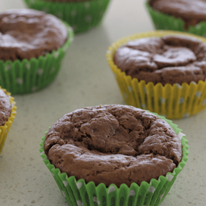 These Milo Muffins are perfect for school lunch boxes, and can even be frozen.  Replacing cocoa powder with Milo gives these muffins the most delicious flavour.