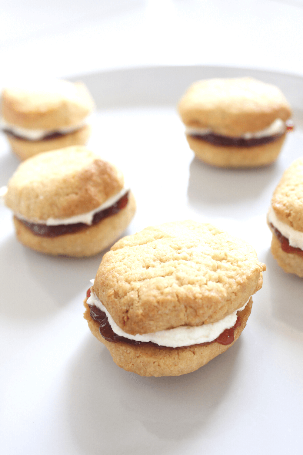 Monte Carlo biscuits are one of my all time favourite Arnott's biscuits.  I had never attempted to recreate them myself, but Arnott's have just released their secret Monte Carlo recipe so I thought it was the perfect time to give them a try.