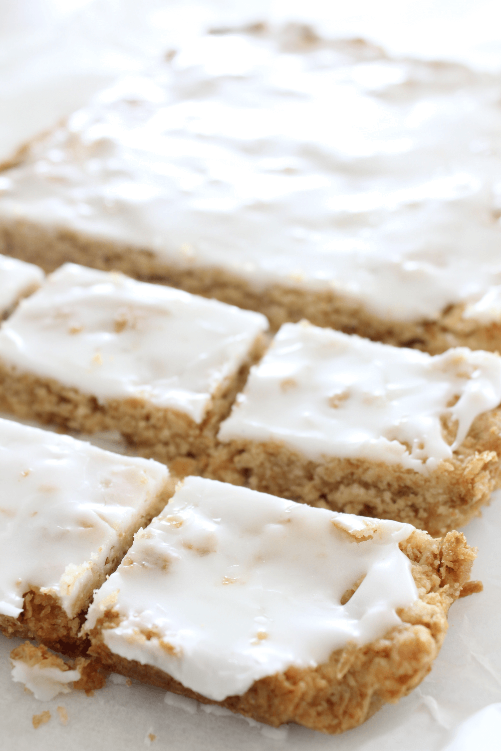 If you love chocolate Weetbix slice you are sure to love this sweet and tangy lemon Weetbix slice. It's a quick and easy recipe that the family is sure to love.