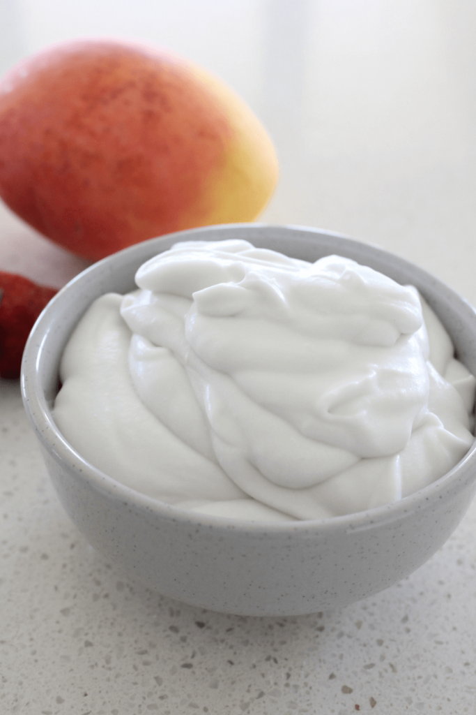 Coconut whipped cream is a fantastic alternative to ordinary whipped cream.  Whether you are vegan or dairy-free, or just like the taste of something a little lighter, this whipped cream is for you.